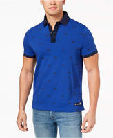 Tommy Hilfiger Men's McCormack Graphic-Print Polo
