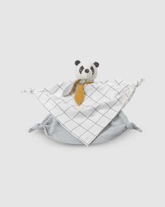 Kikadu - White Plush dolls - Panda Towel Doll - Size One Size at The Iconic