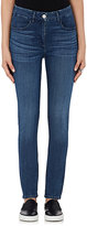 3x1 WOMEN'S W3 HIGH-RISE CHANNEL SEAM SKINNY JEANS