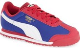 Puma 'Roma Basic' Sneaker (Toddler, Little Kid & Big Kid)