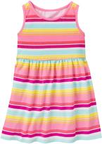 Gymboree Neon Stripe Sleeveless Dress - Infant & Toddler
