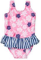 Flap Happy Rio Printed UPF 50+ Swimsuit