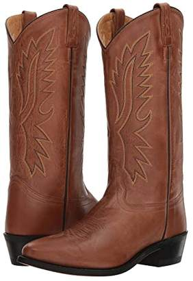 Wyatt Old West Boots J Toe