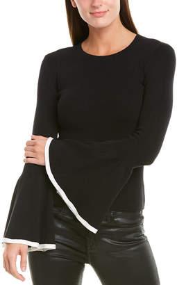 Matty M Bell Sleeve Sweater