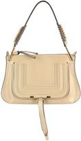 Chloé Leather Shoulder Bag/chiusura Pendente