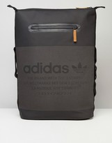 Adidas Originals Nmd Backpack In Black Bk6737