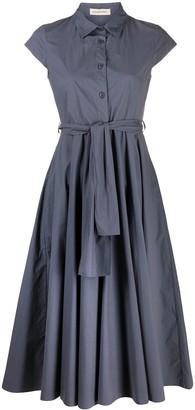 Gentry Portofino Short-Sleeve Shirt Dress
