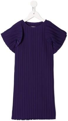Little Bambah Pleated Mid-Length Dress