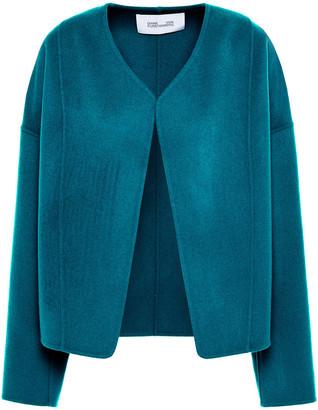 Diane von Furstenberg Wool-felt Jacket
