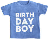 My 1st Years Children's Birthday T-Shirt, Blue