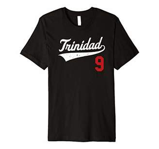 Trinidad and Tobago Football T-Shirt Baseball Cricket Jersey