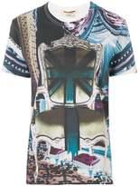 Junya Watanabe Comme Des Garçons printed T-shirt