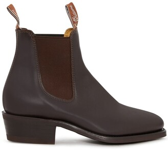 R.M. Williams Lady Yearling leather boots