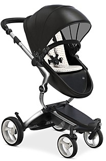 mima Xari Stroller with Aluminum Chassis