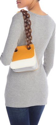 Studio 33 Woke Linked Flap Shoulder Bag