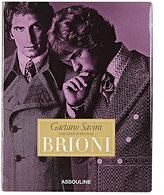 Assouline Gaetano Savini: The Man Who Was Brioni