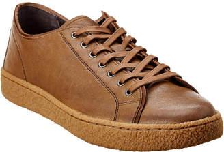John Varvatos Star Low-Top Leather Sneaker