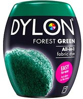 Dylon machine Dye Pod 350g, Forest Green