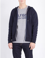 Tommy Hilfiger Drawstring hood cotton-blend hoody