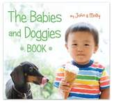 """The Babies and Doggies Book"" by John Schindel & Molly Woodward"