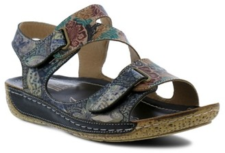 L'artiste By Spring Step Symphony Wedge Sandal