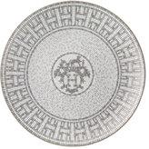 Hermes Mosaique au 24 Platinum Salad/Dessert Plate