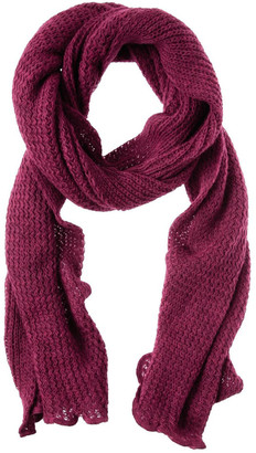 Innovare Made in Italy Open Stitch Mohair Stole Winter Scarf