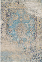 Couristan Antique Tabriz Distressed Rectangular Rug