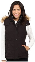 Andrew Marc Thea 25 Pyramid Puffer Vest Women's Coat