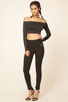 Forever 21 FOREVER 21+ Stretch-Fit Skinny Jeans