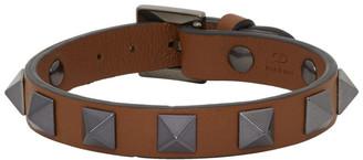 Valentino Brown Garavani Rockstud Bracelet