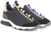 Fendi Embellished sneakers