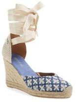Soludos Women's Espadrille Wedge Sandal