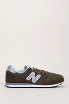 New Balance - Trainers - ml373 d 545391-60-6 - Green / Khaki
