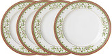 Mikasa Holiday Traditions Set of 4 Bread and Butter Plates