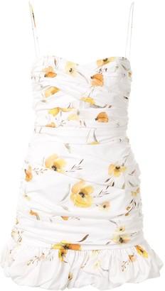 Bec & Bridge Bec + Bridge Colette floral mini dress