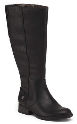 Wide Calf Knee High Boots