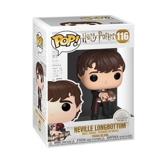 Funko POP Movies: Harry Potter - Neville with Monster Book