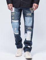 Publish Snyder Patch Jeans
