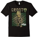 Marvel Groot Guardians of Galaxy 2 Growth Graphic T-Shirt