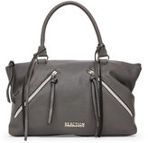 Kenneth Cole Reaction Steele Lucky Pebbled Satchel