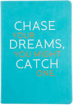 Eccolo Chase Your Dreams Style Journal