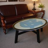 North Carolina Tar Heels Coffee Table