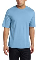 Mod-o-doc Men's Short Sleeve Sunset Crew Neck Deluxe Tee Shirt