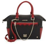 Love Moschino Colorblock Satchel