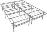 Glenwillow Home EZ-Fold Platform Bed Frame With Under-Bed Storage, Full Xl