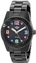 adidas Unisex ADH2943 Brisbane Analog Display Analog Quartz Black Watch