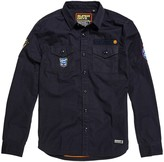 Superdry Militar Storm Military Shirt