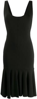 Dolce & Gabbana Pre-Owned 1990's flared hem dress