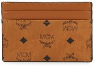 MCM Logo Card Case